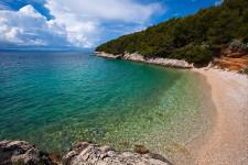 Jižní zátoky ostrova Hvar