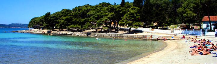 Pláž Soline, Biograd na Moru