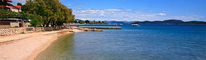 Pláž Vodice