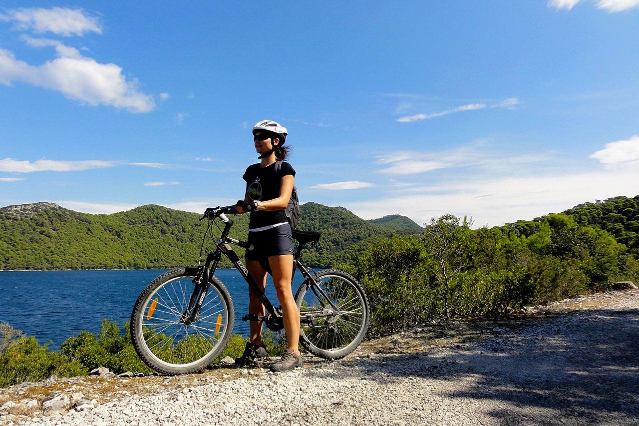 Cyklozájezdy Chorvatsko