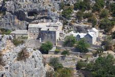 Skalní klášter Blaca