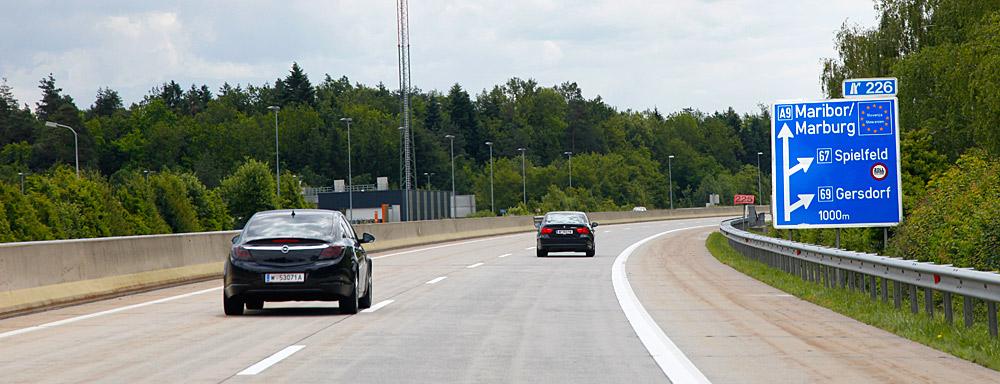 Jak objet slovinskou dálnici