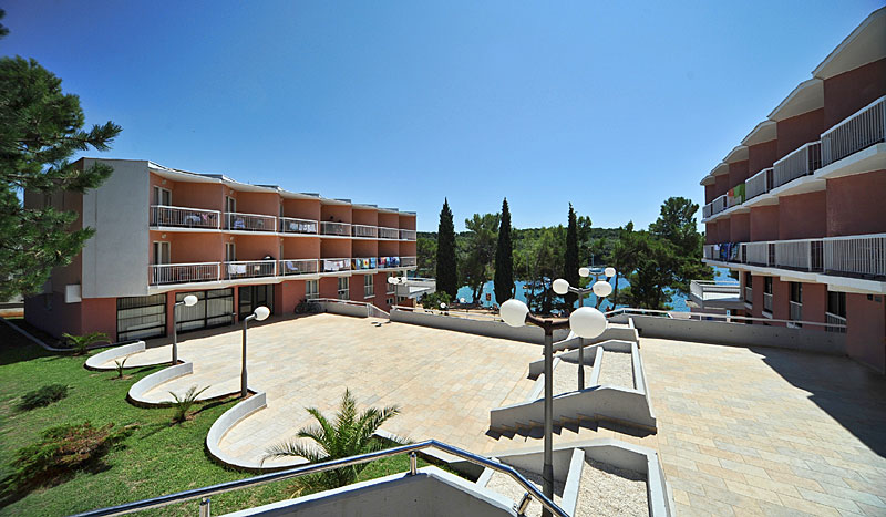 Dovolená v r. 2011 - Resort Centinera, Pula-Banjole