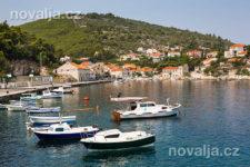 Prigradica - ostrov Korčula