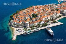 Korčula - ostrov Korčula